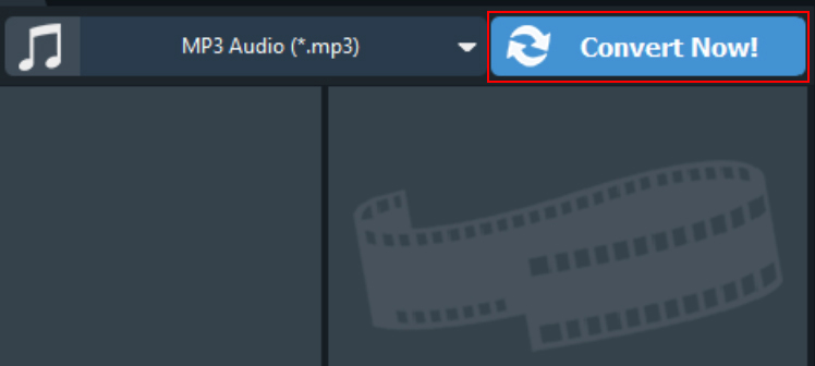 como convertir video mp4 a audio mp3
