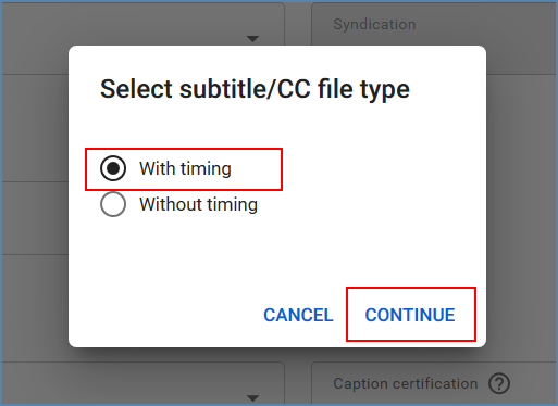 Captioning your own YouTube Videos – CaptionSync Support Center